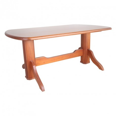 Oval Table Locust