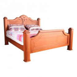 Toshao King Size Bed