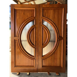 Double Entrance Door